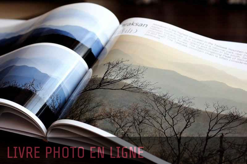 Faire un livre photo